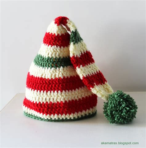 pattern for father christmas hat 22 tutorials and patterns for adorable winter hats for kids