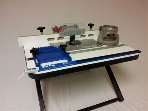 Freud Router Table by Freud Rtp1000 Ultimate Portable Router Table 18 1 2 Inch