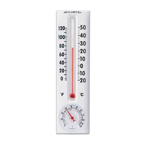 Thermometer Termometer Hygrometer Indoor Outdoor acurite indoor outdoor thermometer with hygrometer