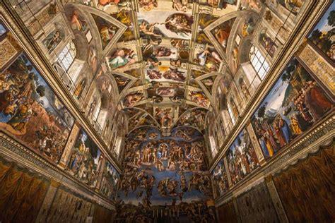 La Chapelle Sixtine Plafond by Chapelle Sixtine Bons Plans Pour Visiter Horaires Et Tarifs