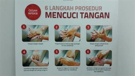 Sarung Tangan Untuk Mencuci 6 langkah prosedur mencuci tangan untuk mencegah infeksi