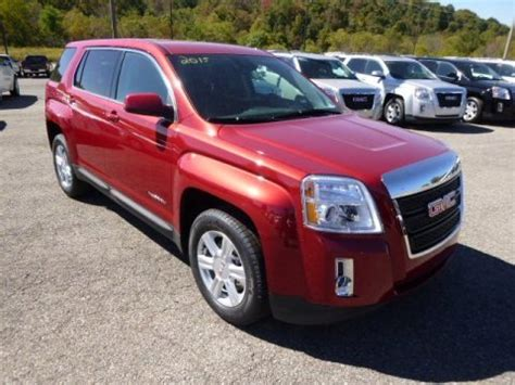 2015 Gmc Specs by 2015 Gmc Terrain Sle Awd Data Info And Specs Gtcarlot