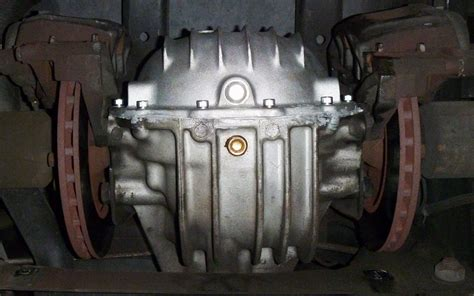 hummer differential hummer h1 front and rear differential cover