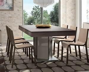table de salle 2 dimensions au choix moderne
