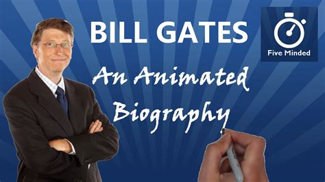 bill gates biography report bill gates biography microsoft youtube