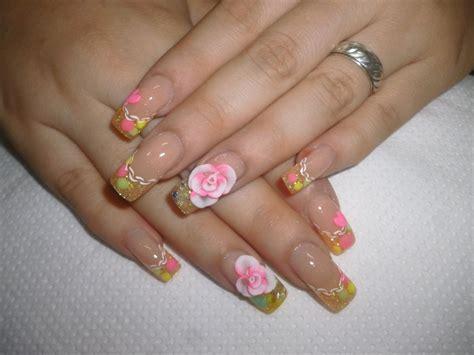 imagenes uñas decoradas pinceladas curso unas gel 3d acrilicas swaroski pincelada revistas