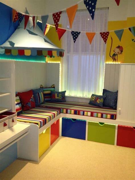 Stauraum Kinderzimmer