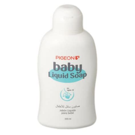 pigeon baby liquid soap 200ml shoo lotion soap