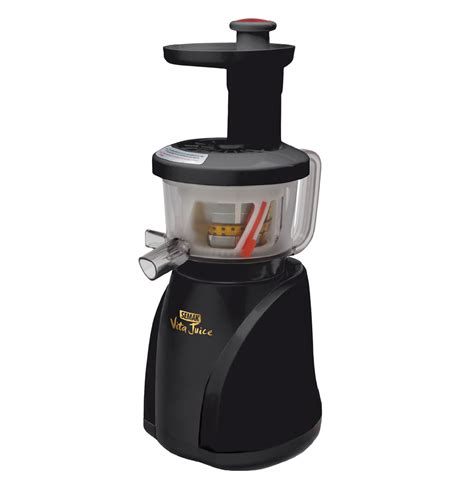 Cold Pressed Juicer cold press juicer vitajuice vj2012 black
