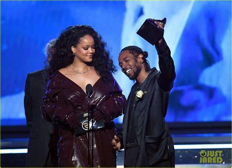 kendrick lamar concert 2019 kendrick lamar wins best rap sung performance with rihanna