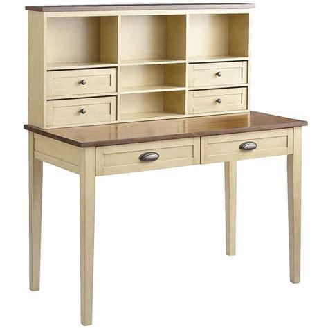 pier 1 imports desk carmichael desk hutch antique ivory pier 1 imports