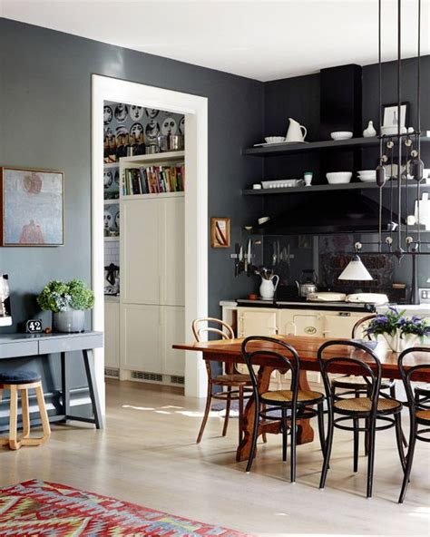 Modern Home Interior Color Schemes by Choosing The Right Shade Of Grey Paint