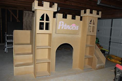 castle bed plans ana white princess castle bed diy projects