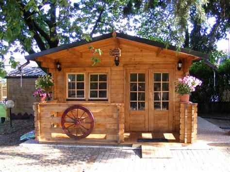 casa di legno usata casetta in legno 4x4
