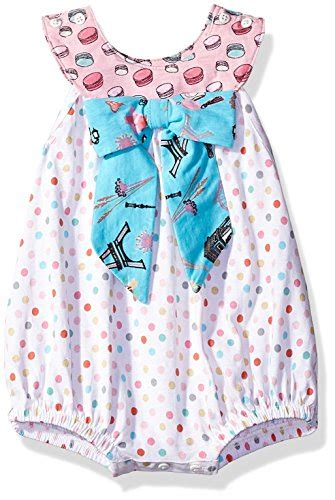 jelly the pug baby clothes jelly the pug bow romper polka dot 24mo baby clothes