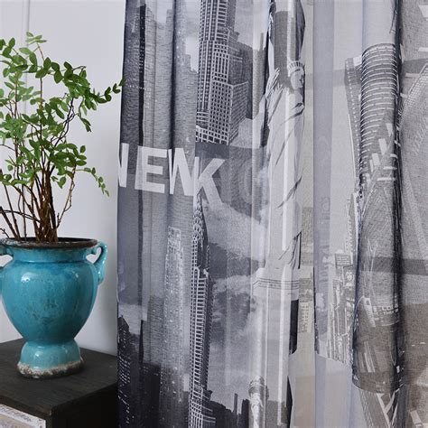 window curtains nyc 2016 sheer tulle curtains for bedroom statue of liberty