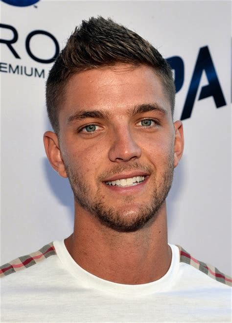 chandler parsons hairstyle chandler parsons photos photos paranoia premieres in la part 2 zimbio