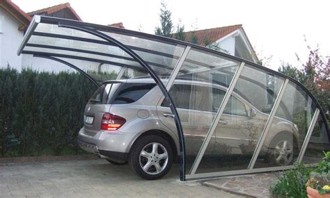 Small Car Port by Carports By V 246 Roka The Slightly Different Carport