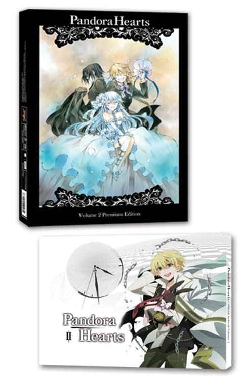 Pandora Hearts Volume 2 pandora hearts volume 2 premium edition review reactor
