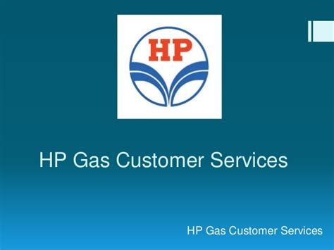 Hp Gas Transfer Letter Format Hp Gas Customer Services