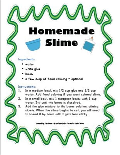 diy slime recipe 25 best ideas about slime recipe on