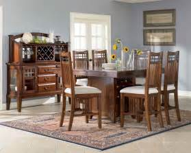 Broyhill Dining Room Furniture Vantana Counter Height Dining Room Set 4985 552 Broyhill