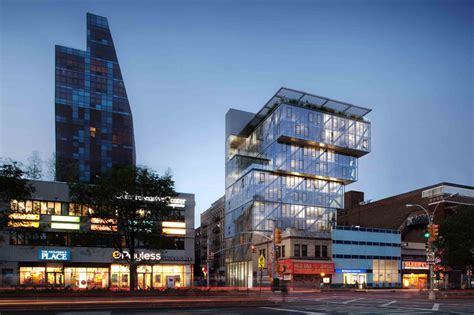 new york architects 100 norfolk by oda architecture