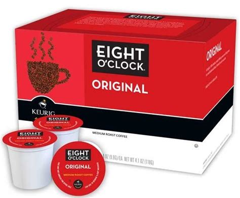 Target: 18 Count Eight O?Clock Coffee K Cups for $6.65!