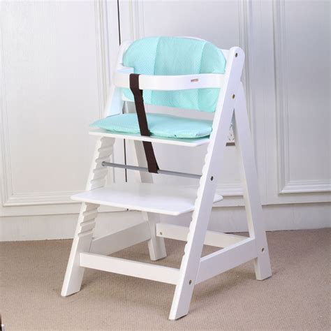 Baby Dining Chair Baby Child Dining Chair Solid Wood White Multifunctional Child Dining Chair Adjustable 150