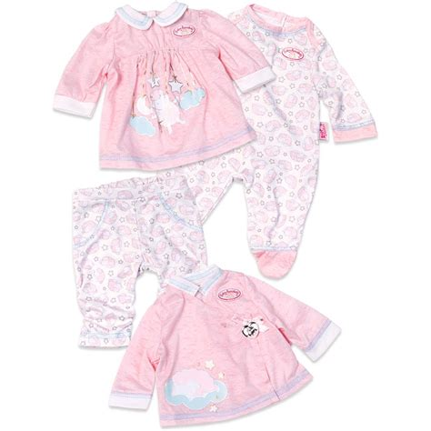 annabelle doll clothes baby annabell fashion giftset baby doll