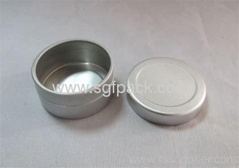 100 Ml In Aluminium Jar Flavor 10ml aluminum cosmetic package jar aluminum tin