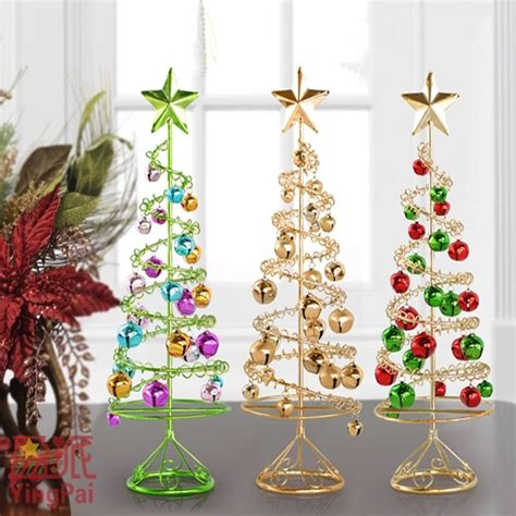 arbol navidad en hierro personalizados adornos de los 225 rboles de hierro para el hogar oro verde de la navidad canas