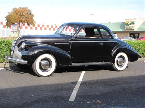 1939 buick special business coupe buick
