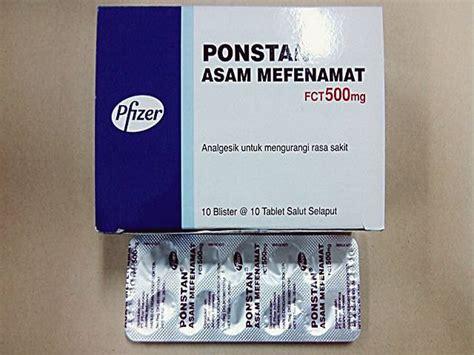 Obat Ponstan 6 macam obat sakit gigi di apotik yang paling uh dan berkhasiat