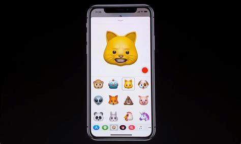 comment utiliser animoji sur iphone  infoandroid