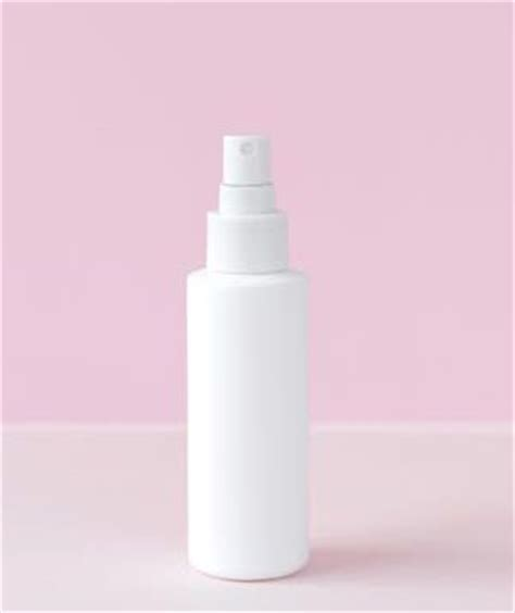 All In Hair Mist Again Promo hippie hairspray it really works bottle and mists