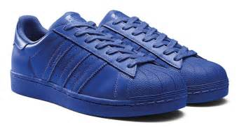adidas color shoes adidas superstar supercolor shoes bold blue