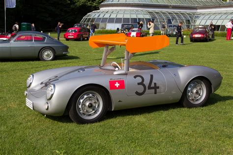 Porsche 550 Chassis by Porsche 550 Rs Chassis 550 0031 Entrant Ugo Gussalli