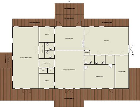 purpose of a floor plan cground cabin kits huron multipurpose log cabin