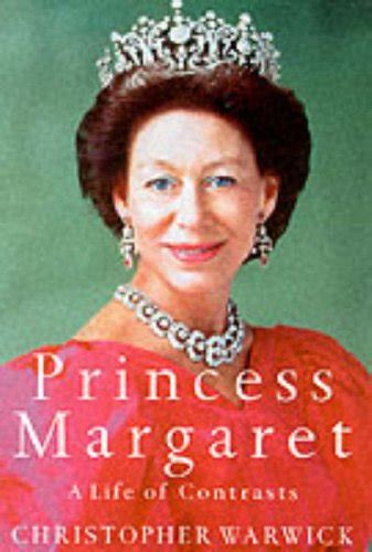 princess margaret a of contrasts books christopher warwick author profile news books and