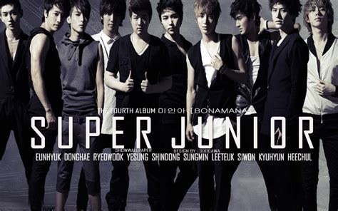 super junior super junior beast snsd super junior wallpaper