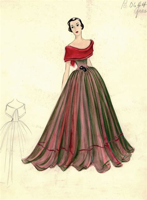 classic old fashioned vintage dress sketches designs www pixshark com images