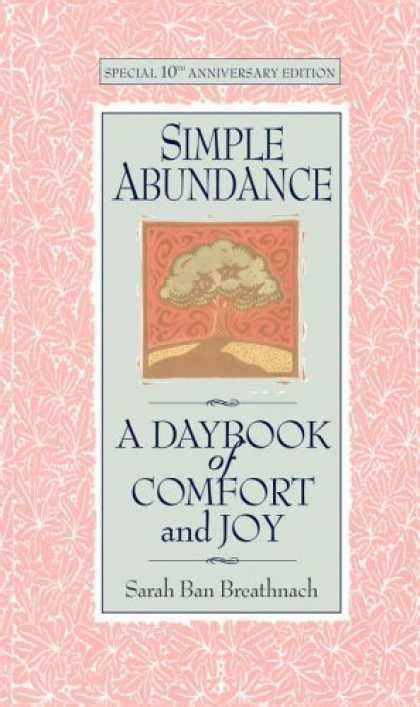 a daybook of comfort and joy bestsellers 2006 covers 3050 3099