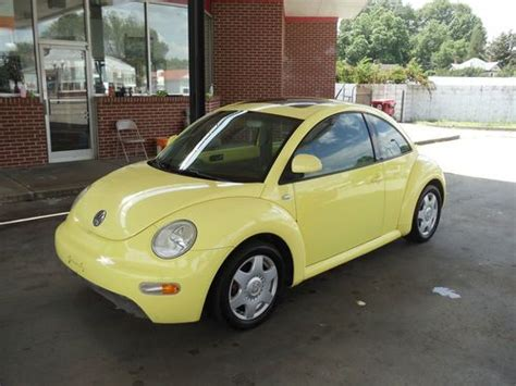 2000 Volkswagen Bug by Purchase Used 2000 Volkswagen New Beetle 1 8t Turbo No