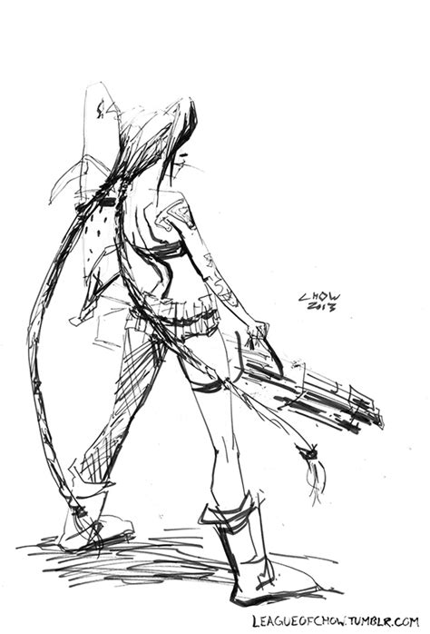 jinx  loose cannon october    alex chow