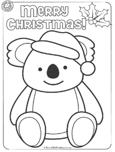 coloring pages for christmas in australia teach this worksheets create and customise your own