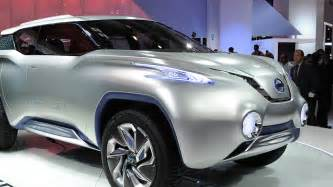 Future Electric Cars In Canada Nissan Terra Electric Suv Concept Nissan Canada