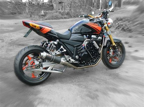 Suzuki B King 1400 Gsx 1400 Owner Looking For An Excuse