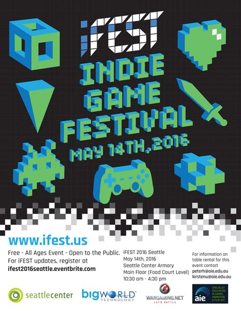 game industry events events for gamers ifest seattle 2017 ifest