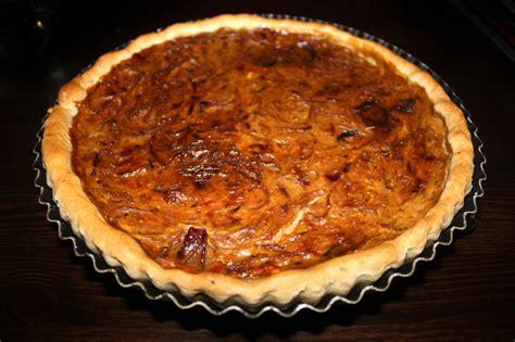 tarte aux oignons et au muscat ma cuisine bien aim 233 e